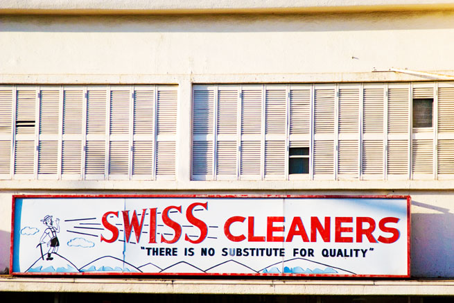 Switzerland in den USA